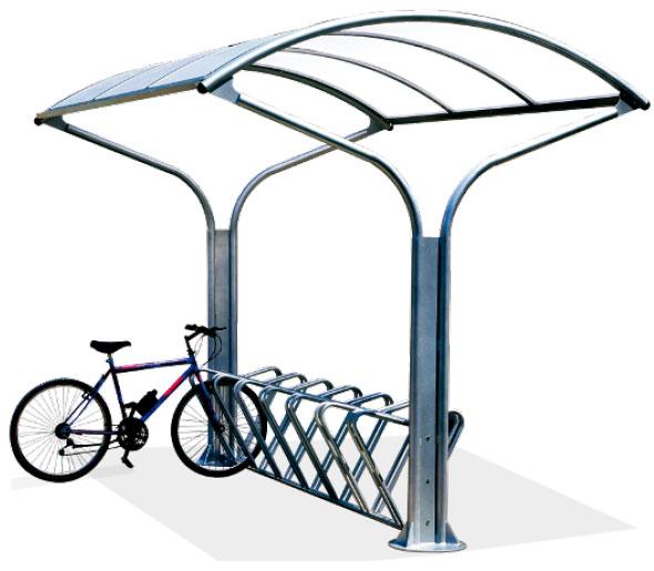 Trafik och milj innovationer terminal bike for Helios arredo urbano